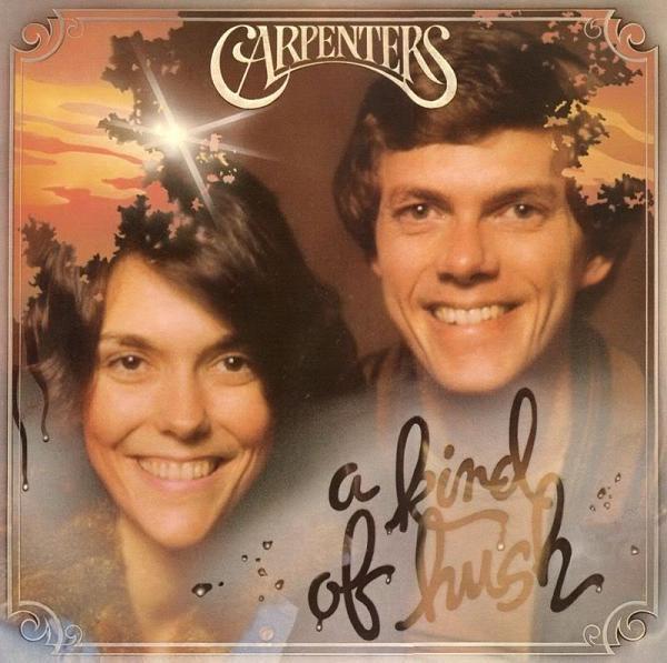 Carpenters A Kind Of Hush Vinyl