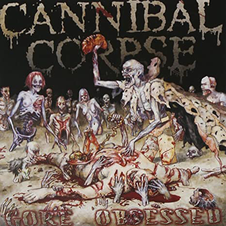Cannibal Corpse Gore Obsessed Vinyl