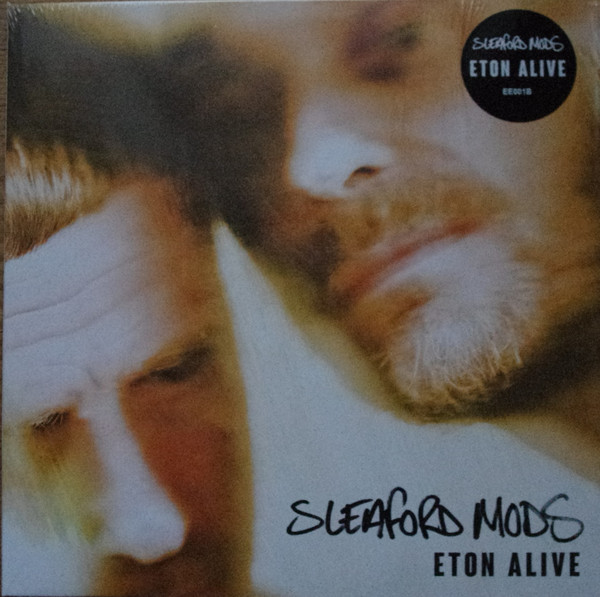 Sleaford Mods Eton Alive Vinyl