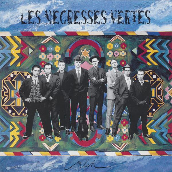 Les Negresses Vertes Mlah CD