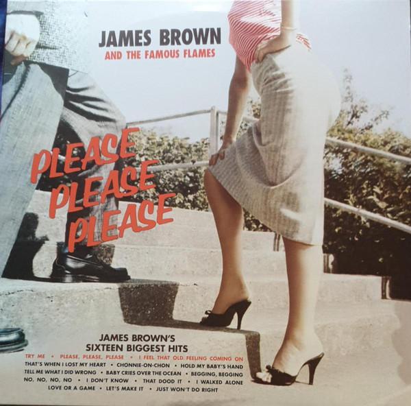 James Brown And His Famous Flames Please Please Please Vinyl