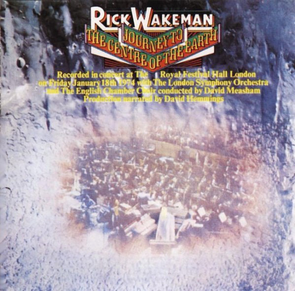 Wakeman, Rick Journey To The Centre Of The Earth
