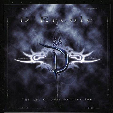 D'Ercole The Art Of Self Destruction CD