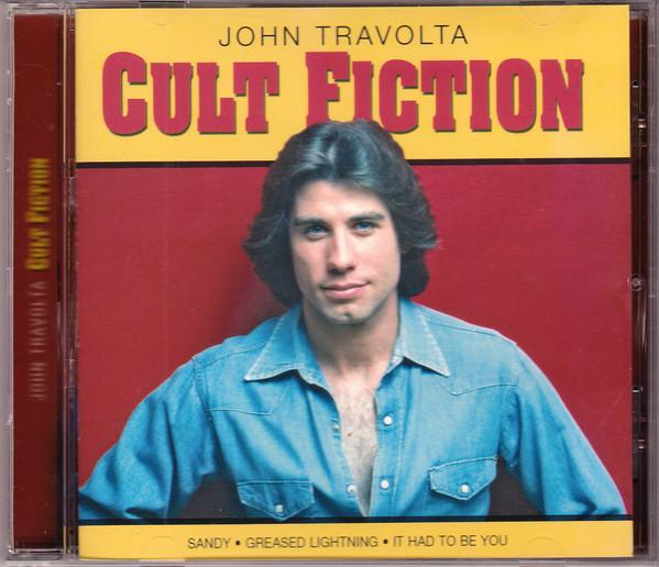 Travolta, John Cult Fiction