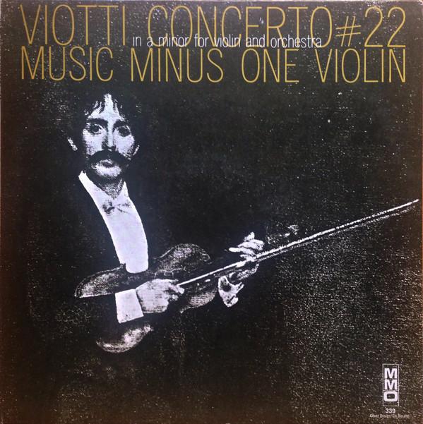 Viotti, Giovanni Battista Viotti Concerto #22 Vinyl