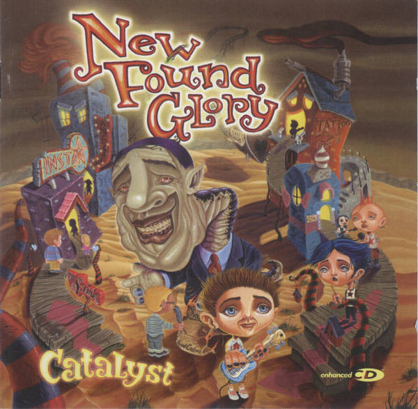 New Found Glory Catalyst CD