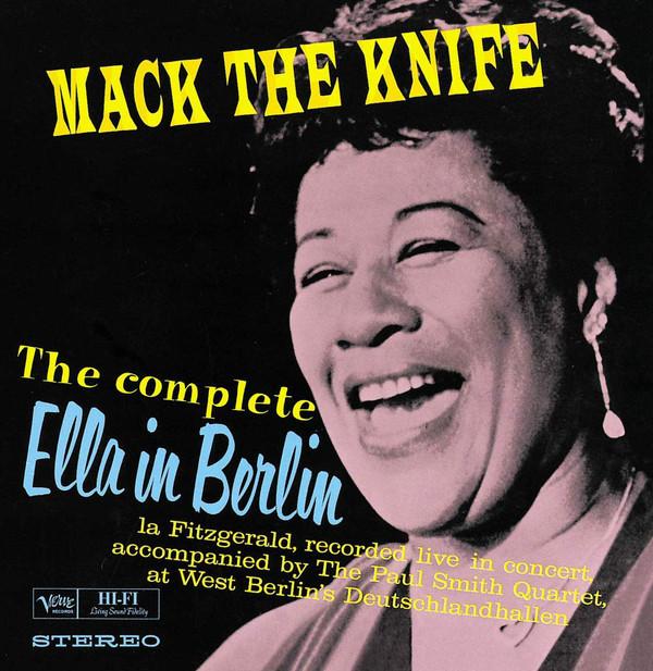 Ella Fitzgerald Mack The Knife (The Complete Ella In Berlin) Vinyl
