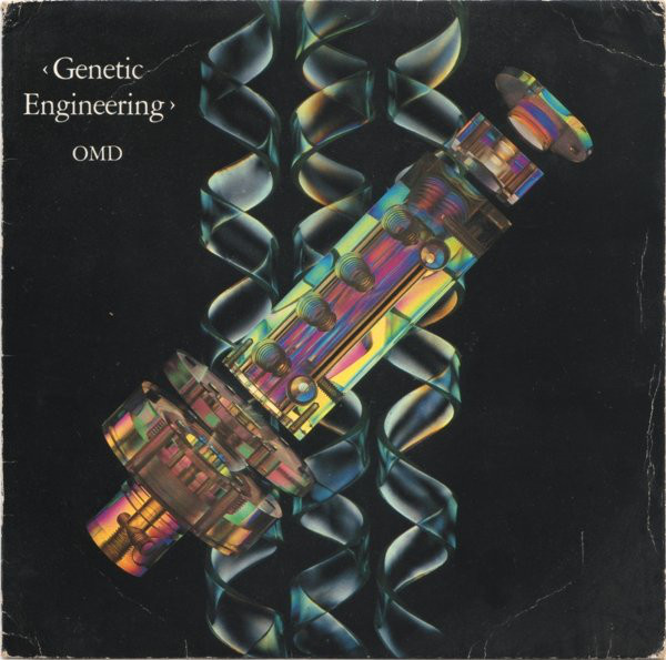 Orchestral Manoeuvres In The Dark Genetic Engineering Vinyl