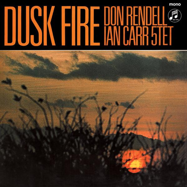 Don Rendell Ian Carr 5tet Dusk Fire Vinyl