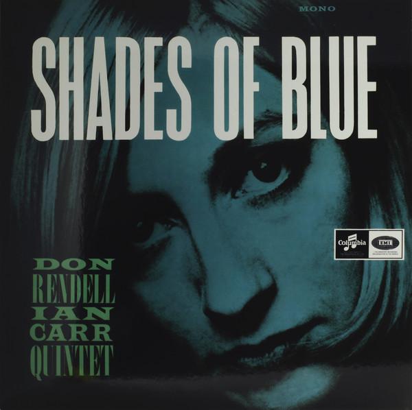 Don Rendell Ian Carr Quintet Shades Of Blue Vinyl