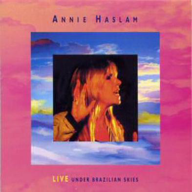 Haslam, Annie Live - Under Brazillian Skies CD