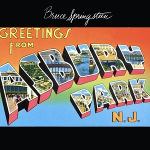 Springsteen, Bruce Greetings From Asbury Park N.J.