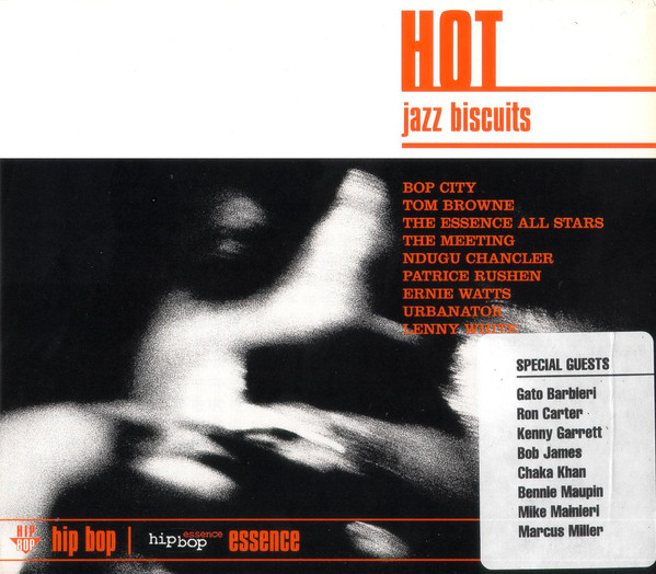 Various Hot Jazz Biscuits