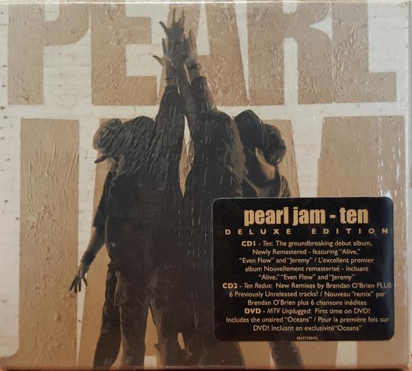 Pearl Jam Ten Vinyl