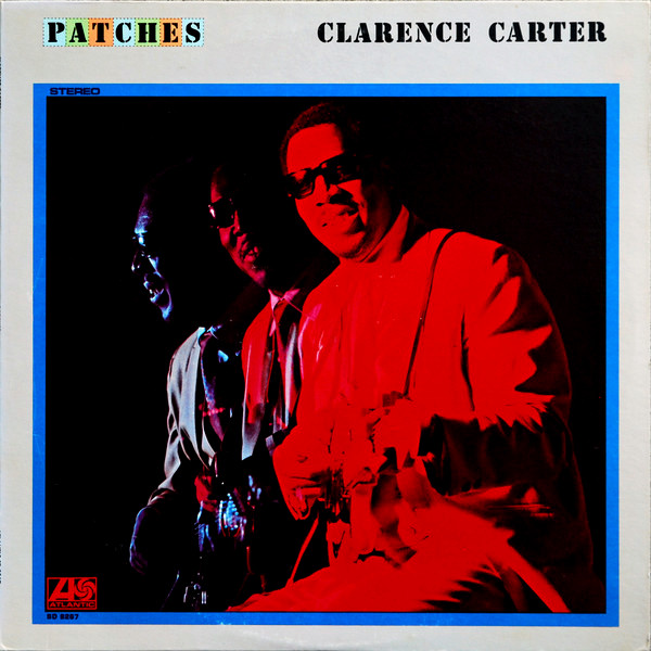 Carter, Clarence Patches