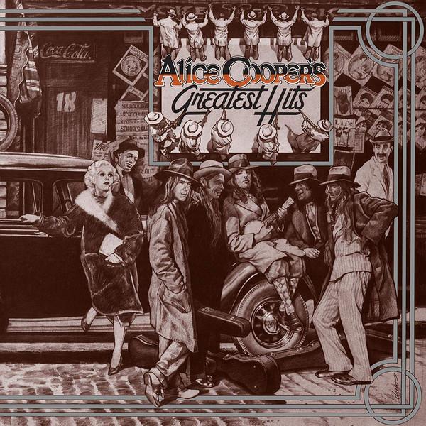 Cooper, Alice Alice Cooper's Greatest Hits Vinyl