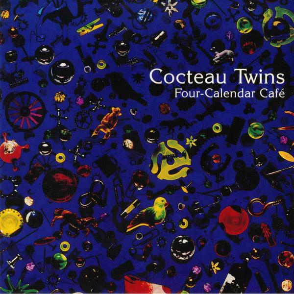 Cocteau Twins Four-Calendar Café Vinyl