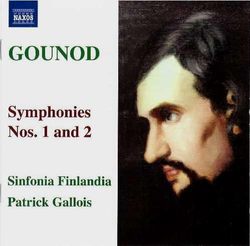 Gounod, Sinfonia Finlandia, Patrick Gallois Symphonies Nos. 1 And 2