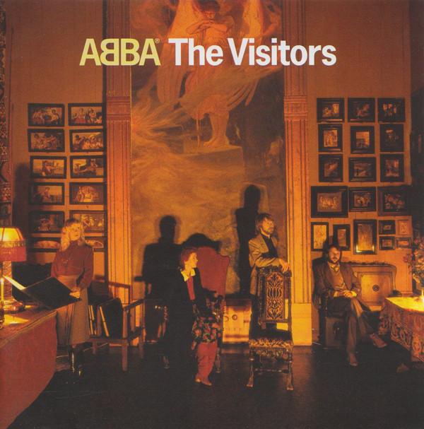 Abba The Visitors CD