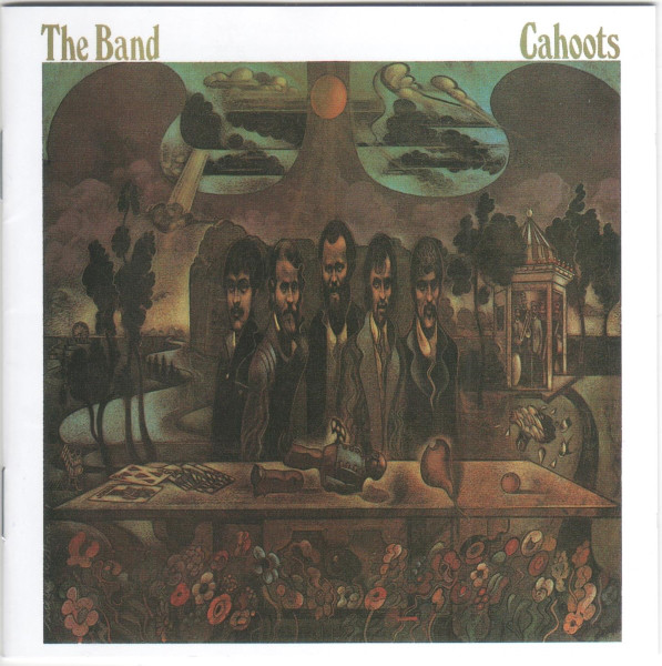 Band (The) Cahoots CD