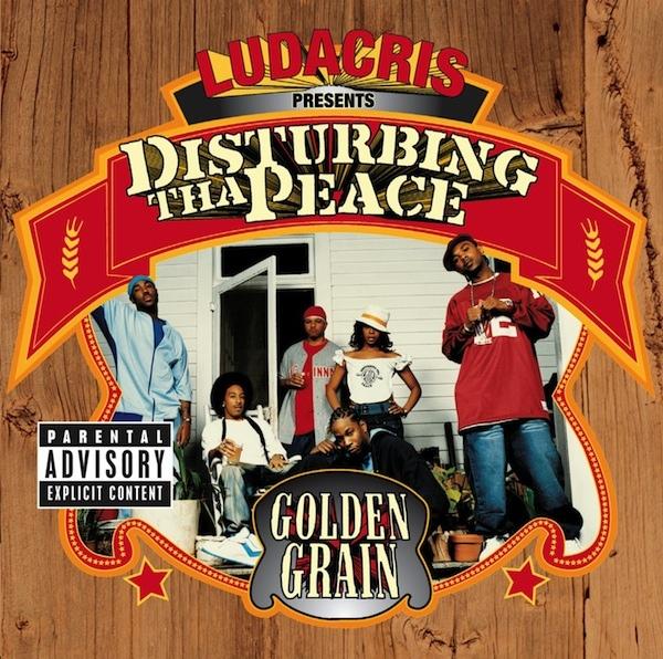 Disturbing Tha Peace Golden Grain Vinyl