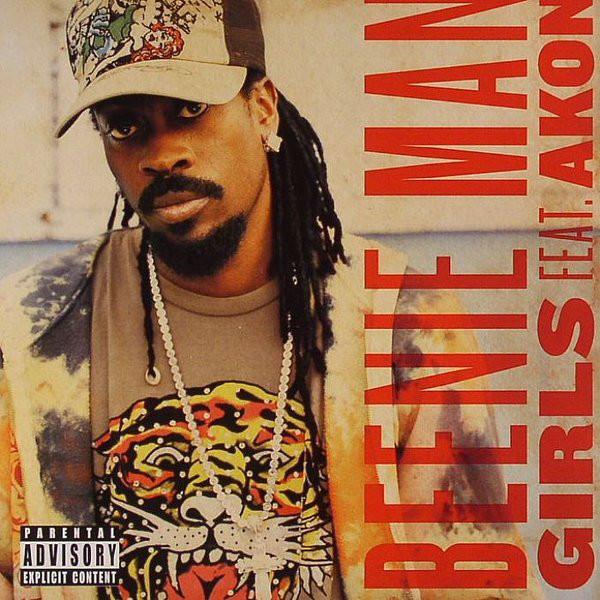 Beenie Man Feat. Akon Girls / Hmm Hmm