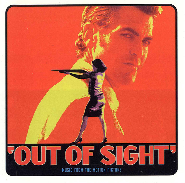 Holmes, David Out Of Sight (Music From The Motion Picture)  CD