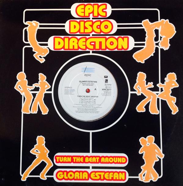 Estefan, Gloria Turn The Beat Around