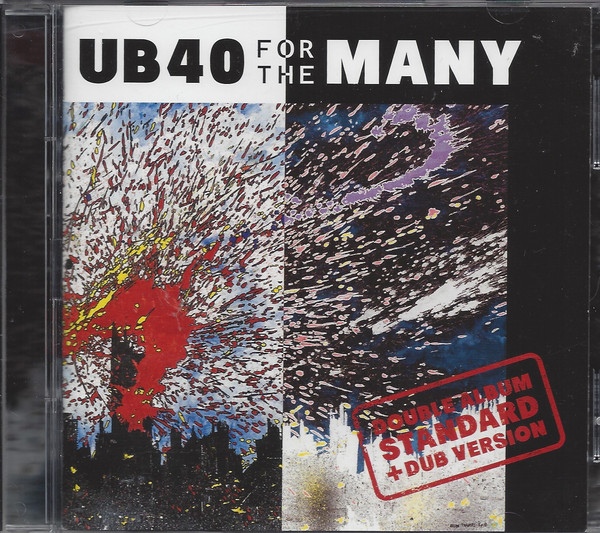 UB40 For The Many