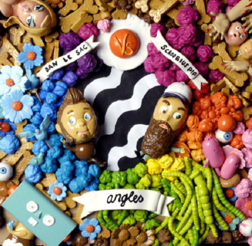 Dan Le Sac & Scroobius Pip Angels CD