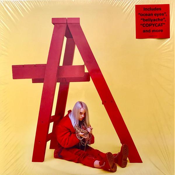 Billie Eilish Dont Smile At Me Vinyl
