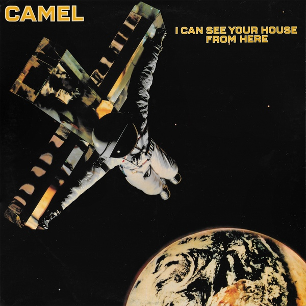 Camel I Can See Your House From Here
