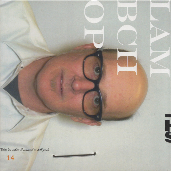 Lambchop This (Is What I Wanted To Tell You) CD