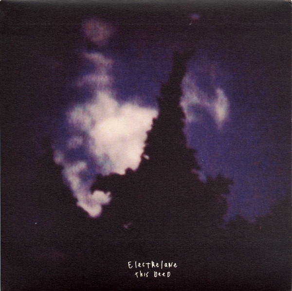 Electrelane This Deed  Vinyl