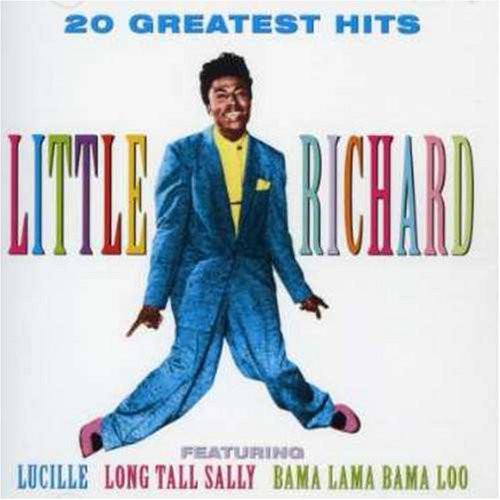 Richard, Little 20 Greatest Hits CD