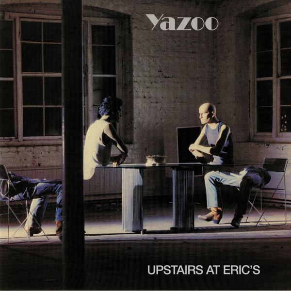 Yazoo Upstairs At Eric's Vinyl