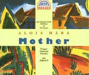 Haba - Jiri Jirous, Prague National Theatre Mother CD