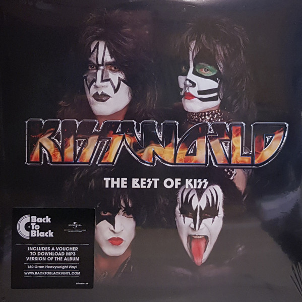 Kiss Kissworld (The Best Of Kiss)