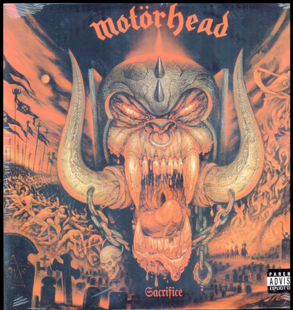 Motorhead Sacrifice