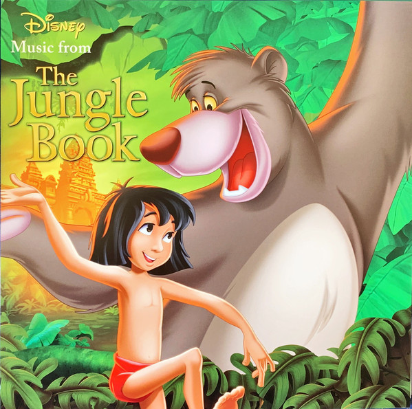 Various Music From The Jungle Book Vinyl