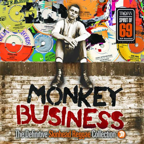 Various Monkey Business (The Definitive Skinhead Reggae Collection) Vinyl