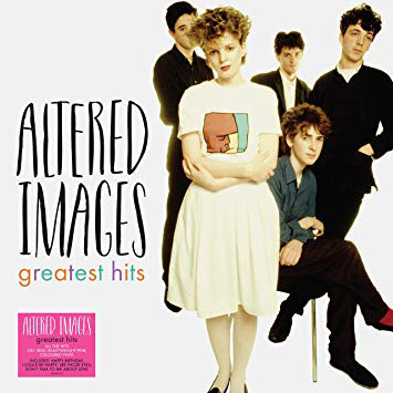 Altered Images Greatest Hits Vinyl