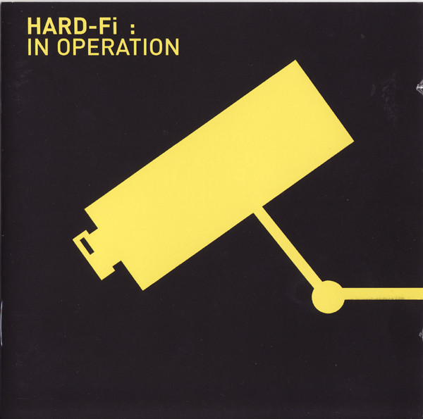 Hard-Fi In Operation