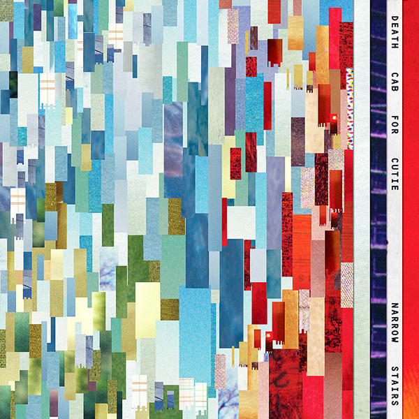 Death Cab For Cutie Narrow Stairs CD