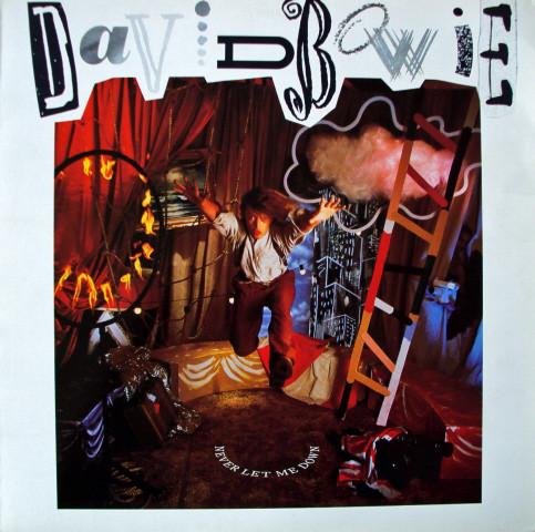 Bowie, David Never Let Me Down CD