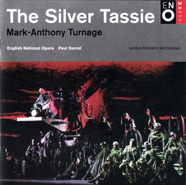 Turnage - English National Opera Chorus And Orchestra, Paul Daniel The Silver Tassie Vinyl