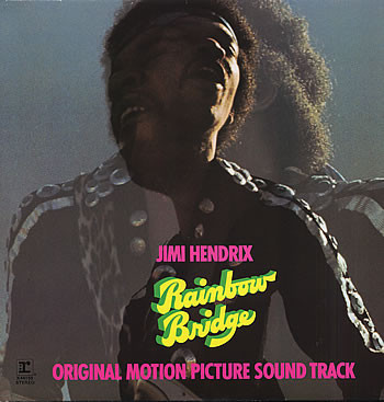 Hendrix, Jimi  Rainbow Bridge - Original Motion Picture Sound Track