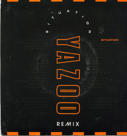 Yazoo Situation (Remix)  Vinyl