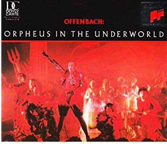 Offenbach - The D'Oyly Carte Opera Company Orpheus In The Underworld CD