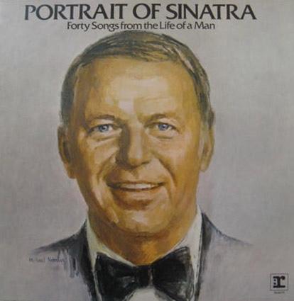 Sinatra, Frank Portrait Of Sinatra